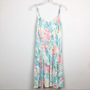 NWT Old Navy White Floral Dress
